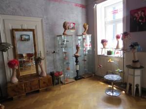 Wiener Hutsalon Showroom Spring 2015